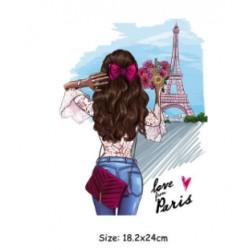 Στάμπα love Paris