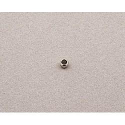 Στοπάκια Ασημί 2,5 mm