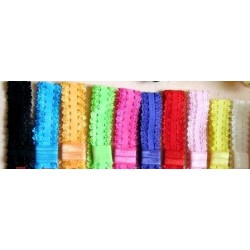 Elastic braid 2 cm(pack of 10)
