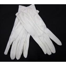 Γάντια λευκά