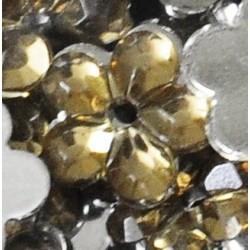 Λουλούδι χρυσό 6-8mm (1000 τεμ)