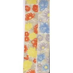 Λάστιχο με λουλούδια