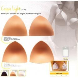 Triangle light cups