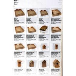 Υλικά από ξύλο