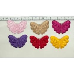 Θερμοκολλητική Πεταλούδα