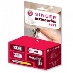 Singer box 1
