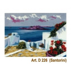 Art D226 Santorini