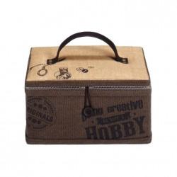Κουτί ραπτικής βαλιτσάκι