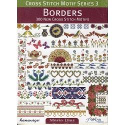 Βιβλίο με σχέδια κεντήματος μπορντούρες 3