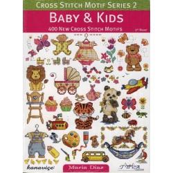 Βιβλία με σχέδια κεντήματος για μωρά & παιδιά