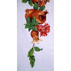 Καρέ τυπωμένο πολύχρωμο(8001)
