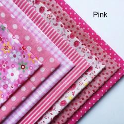 Σετ 7 τμχ ροζ