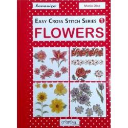 Εύκολα σχέδια λουλούδια