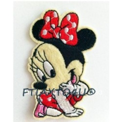 Θερμοκολλητική στάμπα Minnie