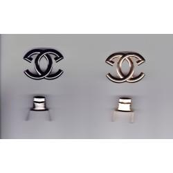 Κουμπώματα τύπου Chanel