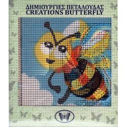 Παιδικό καδράκι μελισσούλα