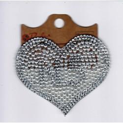 Στάμπα πέρλα καρδιά no 5