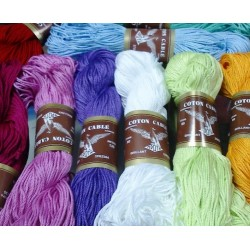Cotton Cable (Greek Yarn)
