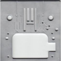 Πλάκα δοντιών ραπτομηχανής Singer κωδ.86992 2662, CE100 Futura, CE200 Futura