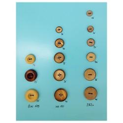 Κουμπιά bw079-9