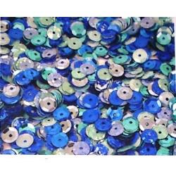Plastic Spangles - blue