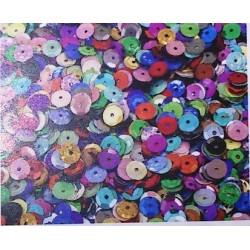 Spangles multicolour