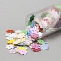 Πολύχρωμα λουλούδια πούλιες
