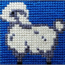 Καδράκι προβατάκι