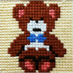 Καδράκι αρκουδάκι 5