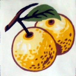Καδράκι πορτοκαλάκια