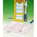 Adhesive Label marking set